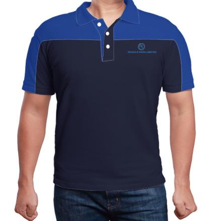 Corporate Wheels-India-Raglan-Cut-%-Sew-Polo-Shirt T-Shirt
