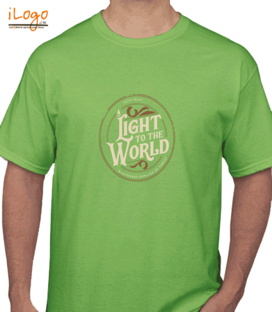 lime light to the world:front