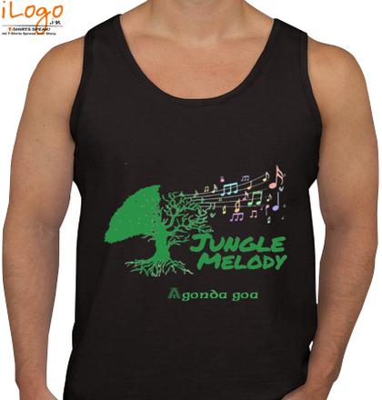 jungle-melody T-Shirt