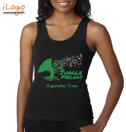 jungle-melody- T-Shirt