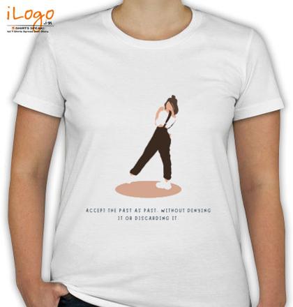 V-design T-Shirt