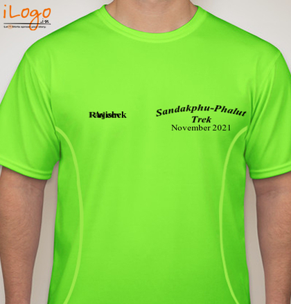 SandakphuR T-Shirt