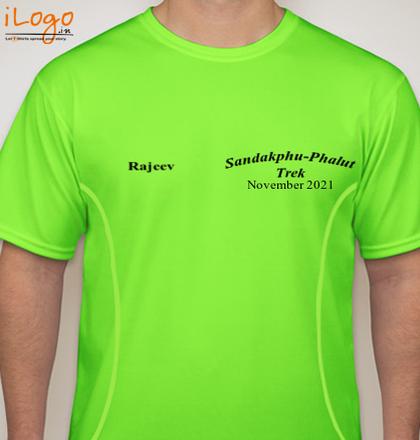 SandakphuRa T-Shirt
