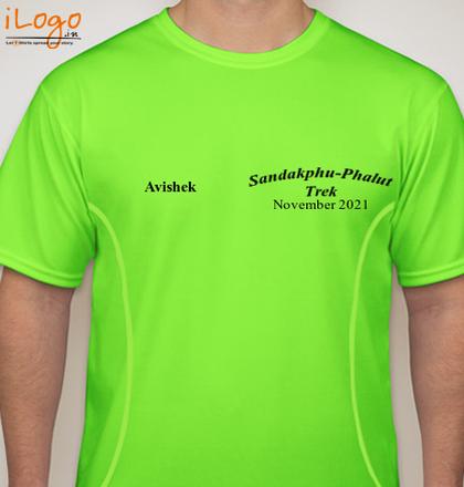 SandakphuA T-Shirt