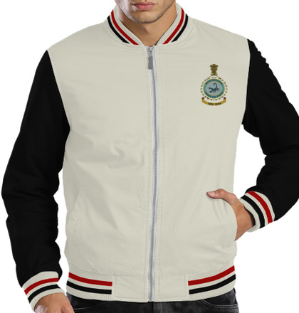 Indian Air Force Jackets Indian-airforce-no-Jacket T-Shirt