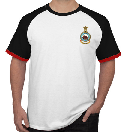 Indian Air Force Roundneck T-Shirts indian-airforce-no--tshirt T-Shirt