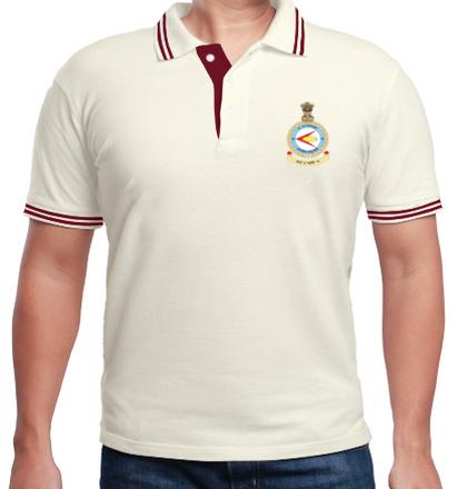Indian Air Force Collared T-Shirts Shirts Inidan-airforce-no-polo T-Shirt