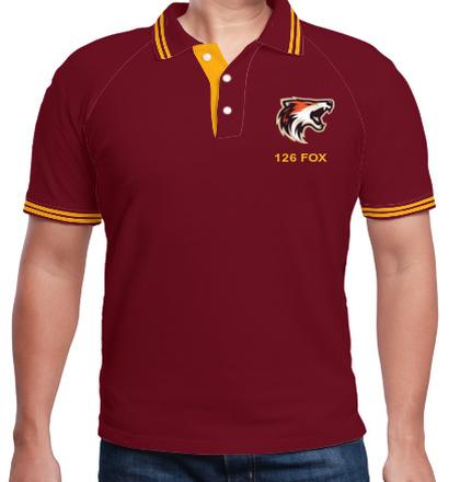 LOGO NDA-Men%s-Polo-with-Double-Tipping T-Shirt