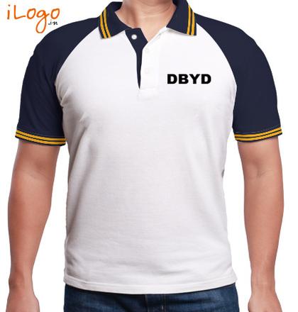 LOGO Don-Bosco-Men%s-Raglan-Polo-with-Double-Tipping T-Shirt