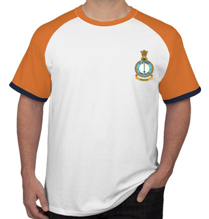 Indian Air Force Roundneck T-Shirts Indian-airforce-no-Tshirts T-Shirt