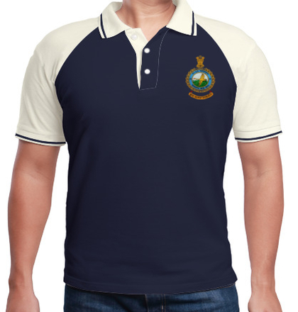 Indian Air Force Collared T-Shirts Shirts Indian-airforce-no--polo T-Shirt
