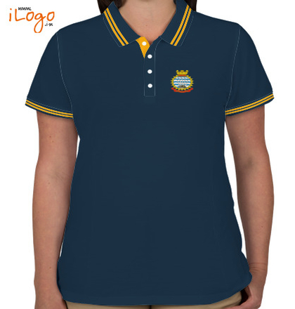 Womens Polo INS-Hamla-NB T-Shirt