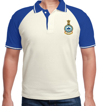 Indian Air Force Collared T-Shirts Shirts Indian-airforce-noasp-polo T-Shirt