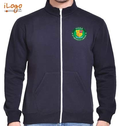 Others Jacket-with-Zip T-Shirt