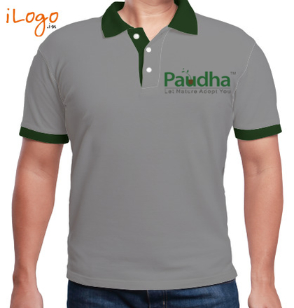 Others Two-button-Polo T-Shirt