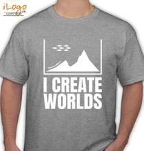 Create-World T-Shirt