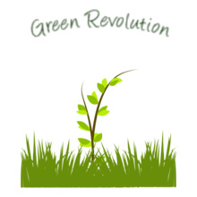 Green Revolution green T-Shirt