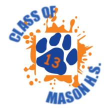 mason-hs-class-of--Design- T-Shirt