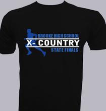 brook-high-x-country T-Shirt