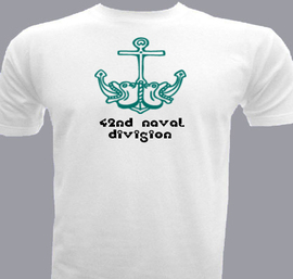 nd Naval Division - T-Shirt