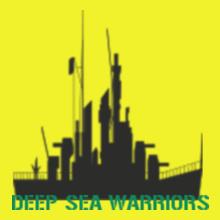 Navy Deep-Sea-Warriors T-Shirt