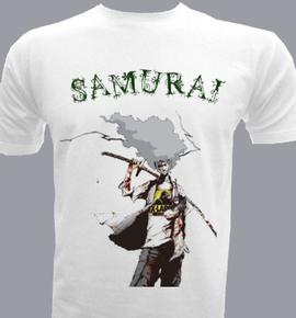 samurai - Preshrunk 180 gsm Cotton T-Shirt