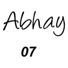 abhay T-Shirt