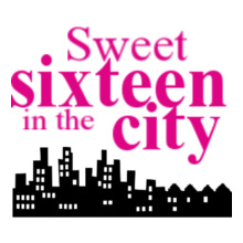 Birthday sweet-sixteen-in-the-city T-Shirt