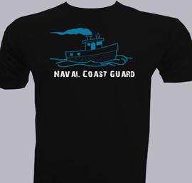 Naval Coast Guard - T-Shirt