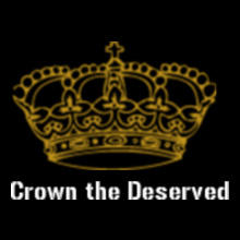 Political Crown-the-deserved T-Shirt