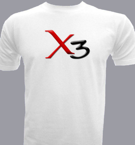 X_ - T-Shirt
