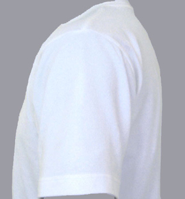 X_ Left sleeve