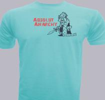 Political Absolut-Anarchy T-Shirt