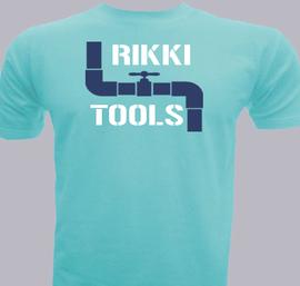 Rikki-Tools - T-Shirt