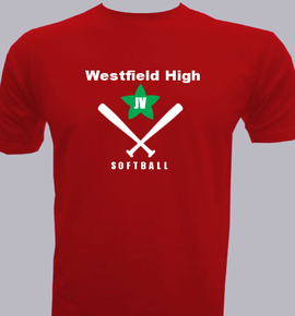 westfield-high-softball - T-Shirt