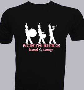 North-Ridge-Camp - T-Shirt