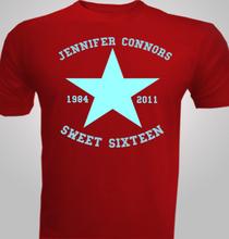 jennifer-birthday T-Shirt