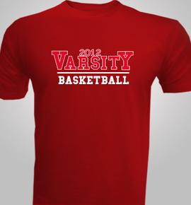 Varsity Basketball - T-Shirt