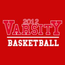Basketball Varsity-Basketball T-Shirt