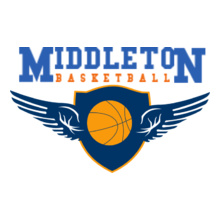 Basketball Middleton-Basketball T-Shirt