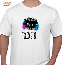 music-dj T-Shirt