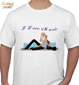 music - T-Shirt