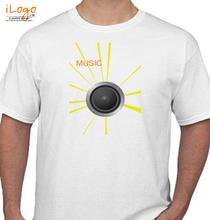 music-speaker T-Shirt