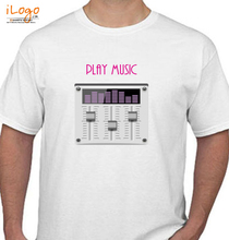 Play Music play-music T-Shirt