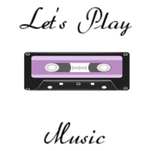 lets-play-music T-Shirt