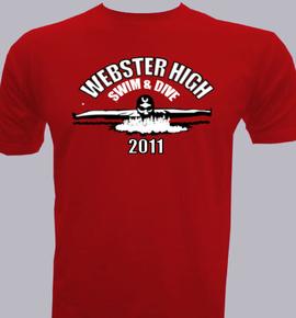 WEBSTER-HIGH - T-Shirt