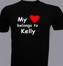 Love myheartbelongsto-- T-Shirt