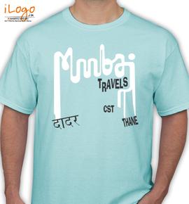 mumbai - T-Shirt