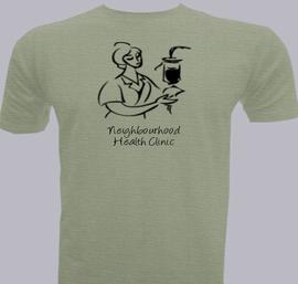 Neighbour-health-clinic - T-Shirt