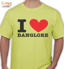 banglore - T-Shirt